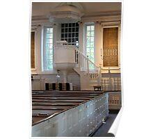Christ Church interior Poster