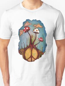 Peace & Shrooms T-Shirt