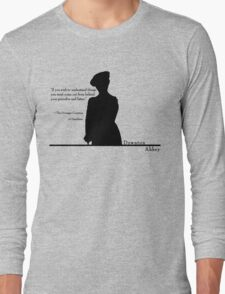 Prejudice Long Sleeve T-Shirt