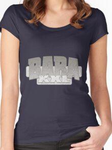 Bara XXL Women's Fitted Scoop T-Shirt