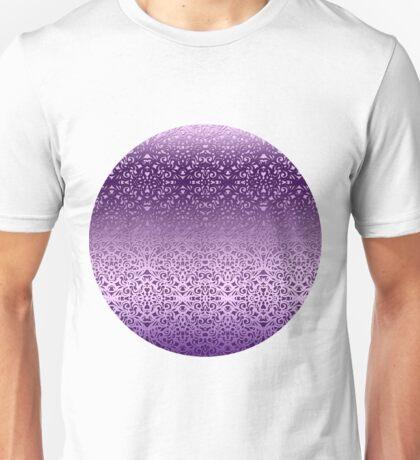 Damask Style Inspiration Unisex T-Shirt
