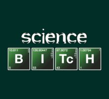 Science Bitch - Jessie Pinkman by HardShirts
