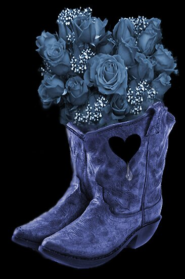 ☆ ★ ☆EVEN COWGIRLS GET THE BLUES -SOMETIMES-(AND COWBOYS 2) PICTURE/CARD ☆ ★ ☆¸ by ✿✿ Bonita ✿✿ ђєℓℓσ