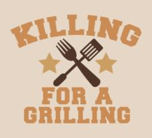 KILLING for a GRILLING by jazzydevil