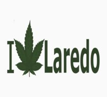 0161 I Love Laredo T-Shirt