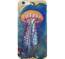 Jellyfish_iPhone Case iPhone Case/Skin