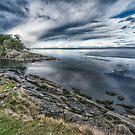 Boat Passage, Saturna Island by toby snelgrove  IPA