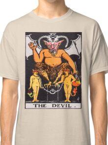 Tarot Devil Classic T-Shirt