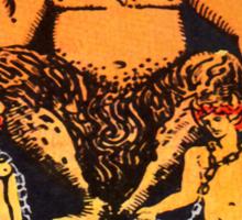 Tarot Devil Sticker