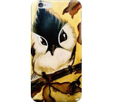 Tuffted Titmouse  iPhone Case/Skin