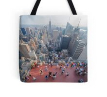In The Midst of Manhattan Tote Bag