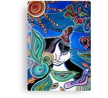 TUXEDO Canvas Print