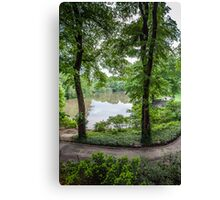 Central Park Serenity Now Canvas Print