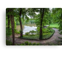 Central Park Serenity Now II Canvas Print