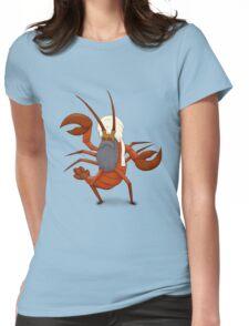 Iraq Lobster Womens Fitted T-Shirt