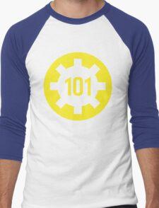 101 Men's Baseball ¾ T-Shirt