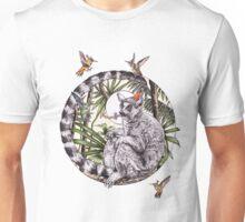 Party On Lemur Unisex T-Shirt