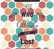 Wander ≠ Lost by tejasprithvi
