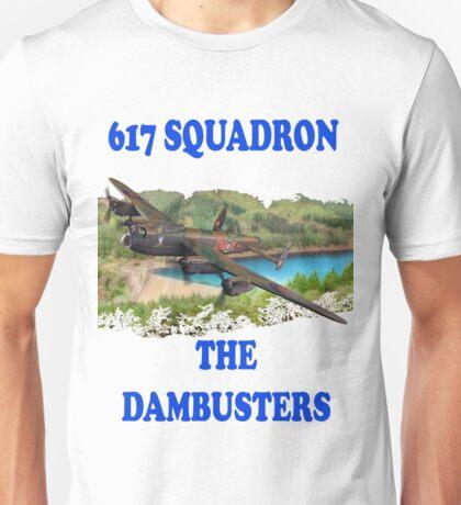 The Dambusters 617 Squadron Tee Shirt 1 Unisex T-Shirt