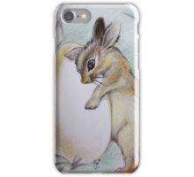 FLUFFY ROB iPhone Case/Skin