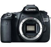 Review of Canon Eos 60D Body Only  by sandy4001