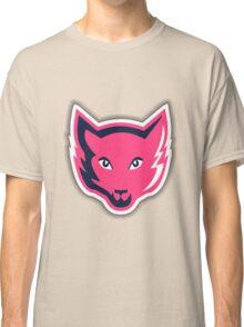 Pink Fox Classic T-Shirt