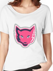 Pink Fox Women's Relaxed Fit T-Shirt