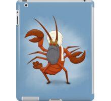 Iraq Lobster iPad Case/Skin