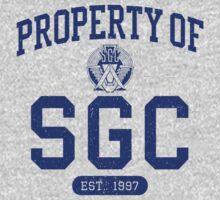 Property of SGC by donnatello24