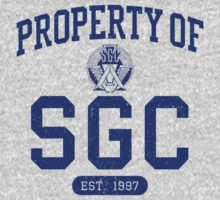 Property of SGC by donnatello24