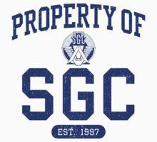 Property of SGC Baby Tee