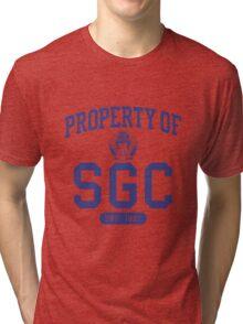 Property of SGC Tri-blend T-Shirt
