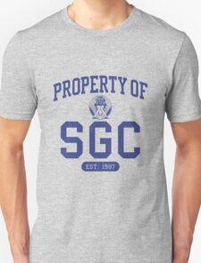 Property of SGC Unisex T-Shirt