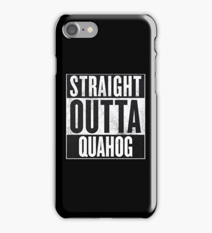 Straight Outta Quahog - The Family Guy iPhone Case/Skin