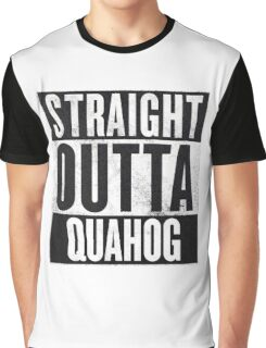 Straight Outta Quahog - The Family Guy Graphic T-Shirt