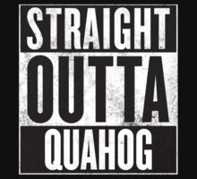 Straight Outta Quahog - The Family Guy Baby Tee
