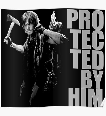 PROTECTED BY HIM Poster