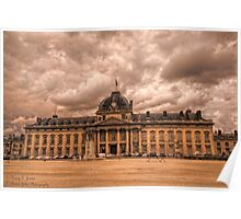 Ecole Militaire © Poster