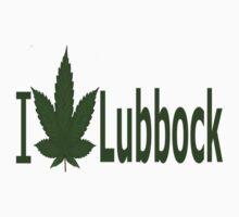 0164 I Love Lubbock  by Ganjastan