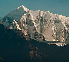 Annapurna, Pokhara, Nepal by Richard Shakenovsky