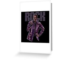 Chris Rock - Comic Timing Greeting Card