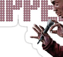 Dave Chappelle - Comic Timing Sticker