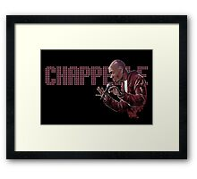 Dave Chappelle - Comic Timing Framed Print
