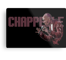 Dave Chappelle - Comic Timing Metal Print