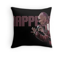 Dave Chappelle - Comic Timing Throw Pillow