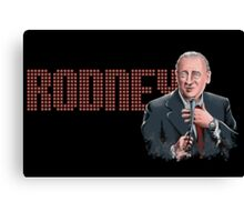 Rodney Dangerfield - Comic Timing Canvas Print