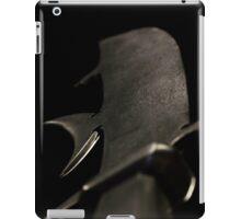 Black sword iPad Case/Skin