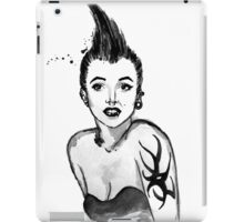 Punk Marilyn iPad Case/Skin