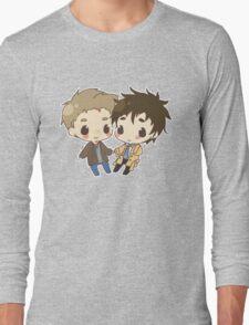 Destiel Long Sleeve T-Shirt