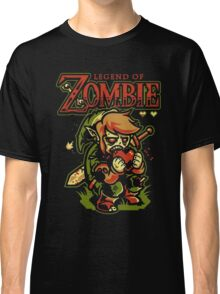 Legend of Zelda Zombie Classic T-Shirt